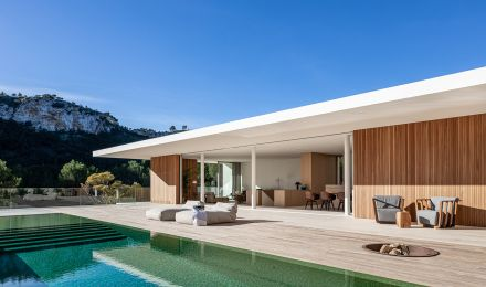 New villa in the exclusive enclave of Son Vida, Palma de Mallorca, Balearic Islands, Spain