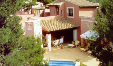 """Las Abubillas"", Golf side villas, Palma de Mallorca, Balearic Islands, Spain"