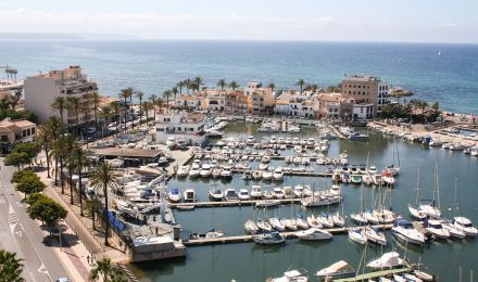 3 bedroom apartment in Portixol, Palma de Mallorca, Balearic Islands, Spain