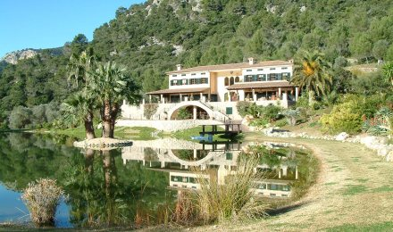 Esporlas, Impressive Private Estate, Palma de Mallorca, Balearic Islands, Spain