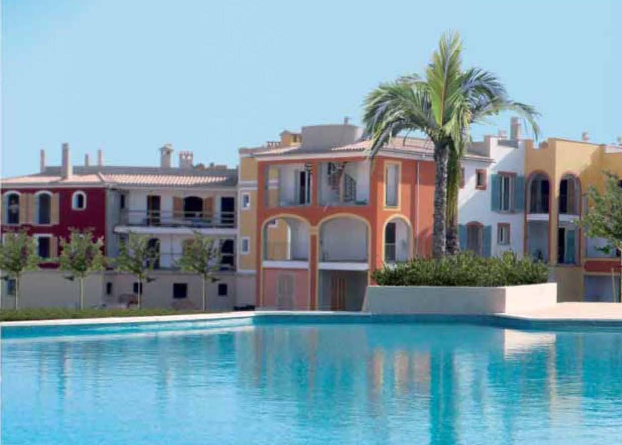 Neubau Apartments Porto Colom Mallorca Apartments
